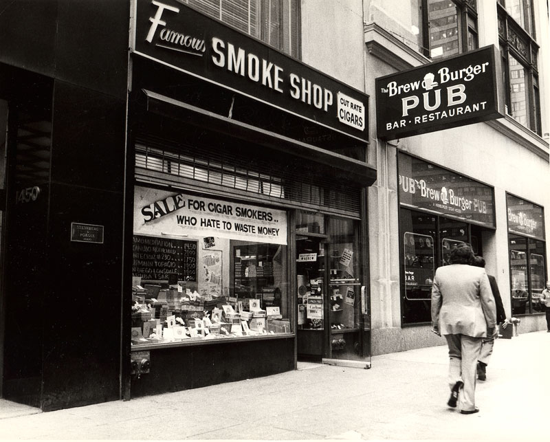 Famous Storefront 1970's