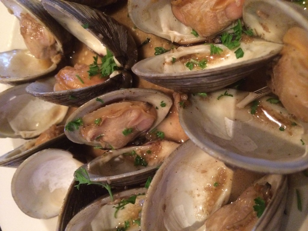 Clam Night Steamers