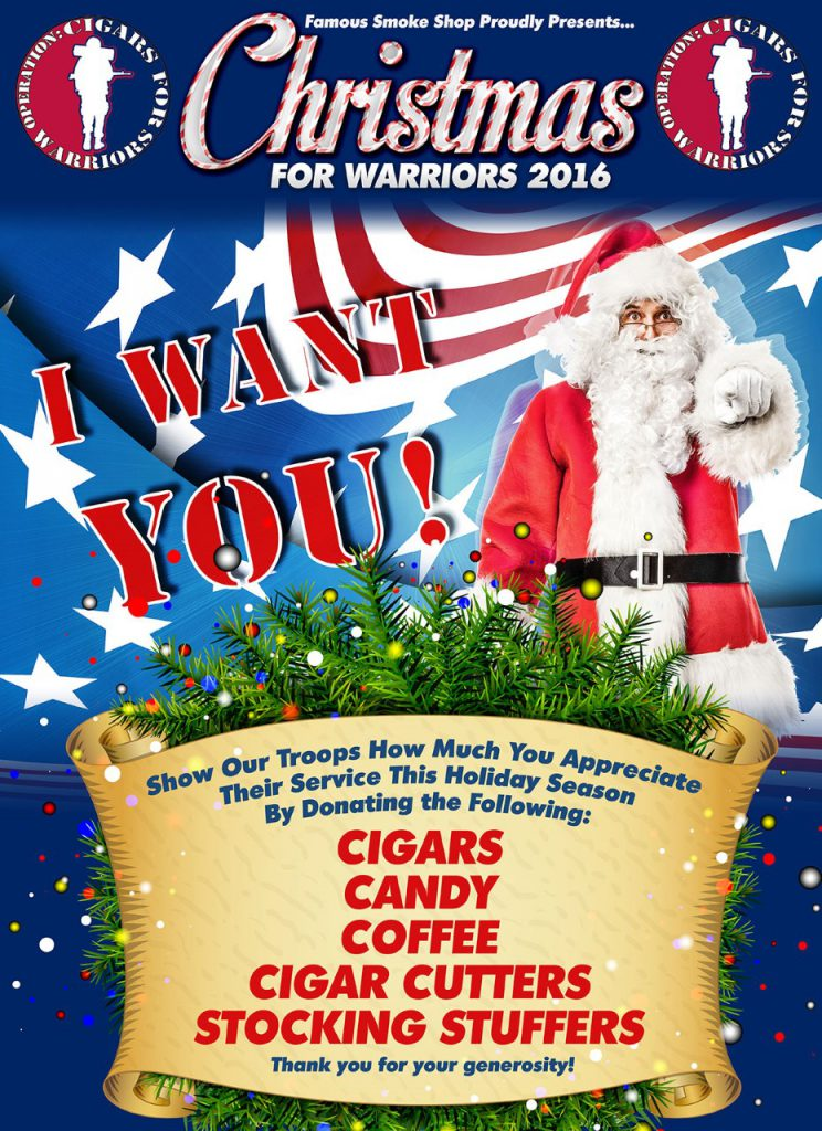 Christmas for Warriors 2016
